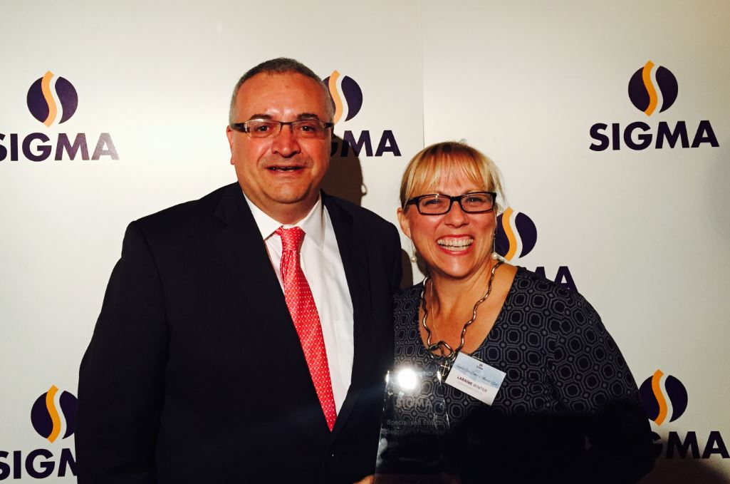 Mundipharma wins a Sigma Award